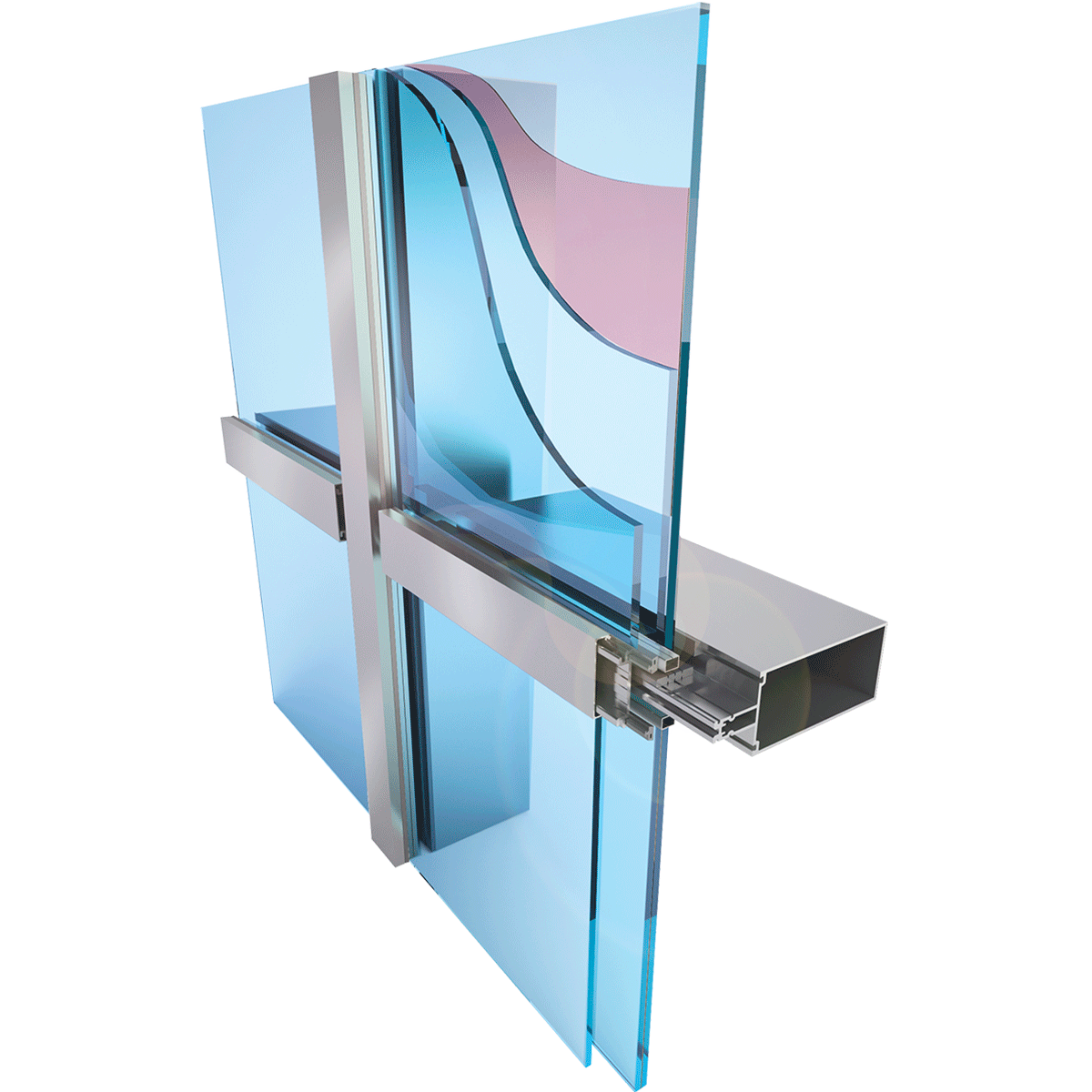 BlastMax Curtain Wall