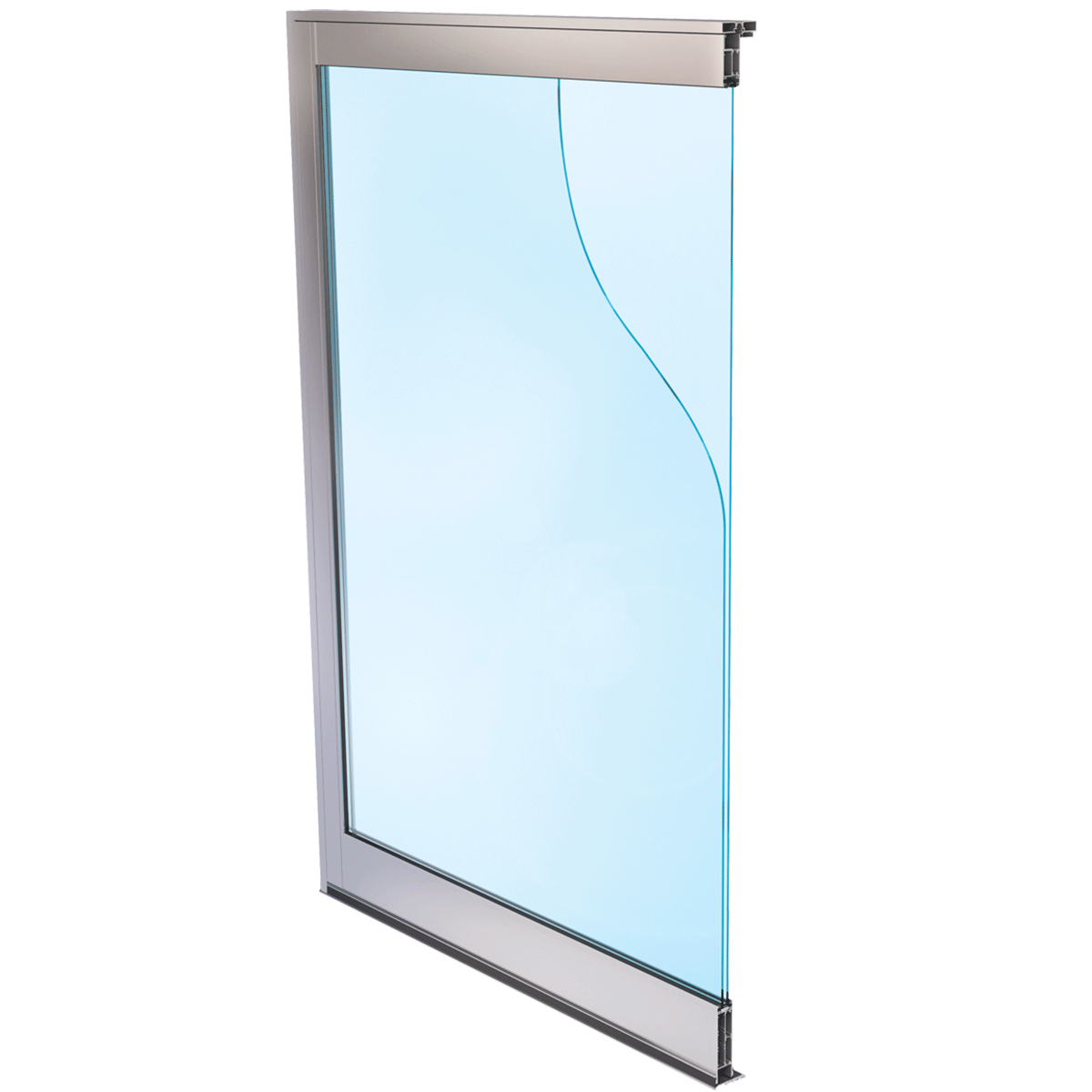 MS-375TC / WS-500 TC Thermal Composite Door & Frame