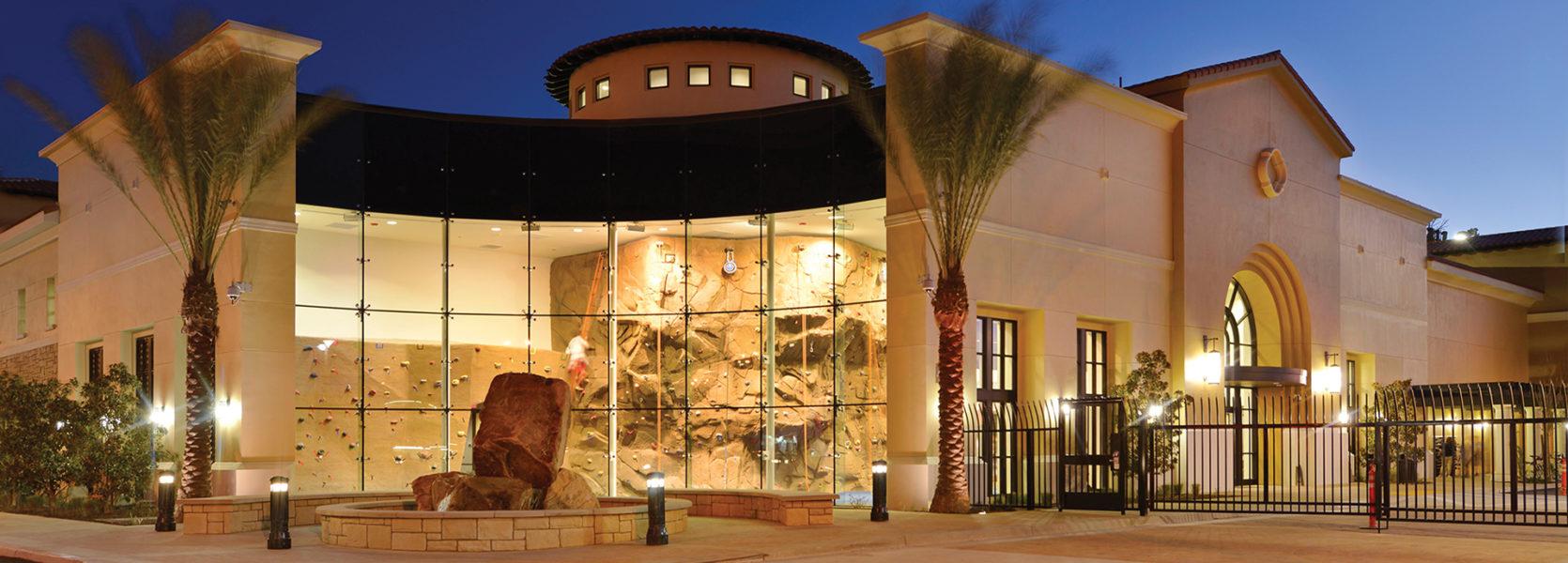 California Baptist University Recreation and Training Center