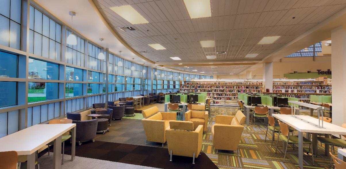 Natomas library