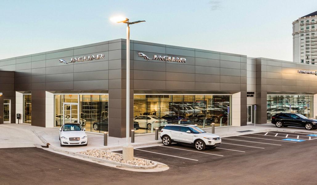 Land Rover Salt Lake City >> Jaguar Land Rover Dealership Obe