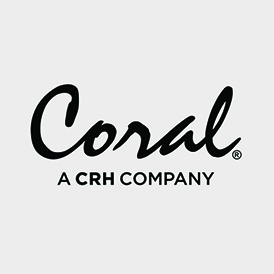 Coral – A CRH Company – Logo