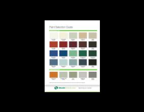 Paint Selection Chart