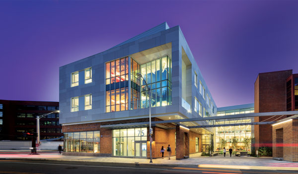 Johnson & Wales University's John J. Bowen Center for Science and Innovation